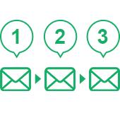 ステップメール 配信機能